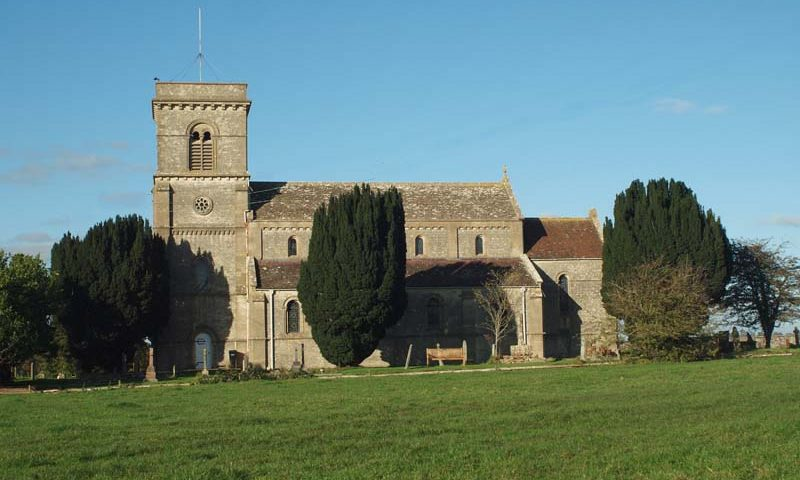 St John's, Farrington Gurney