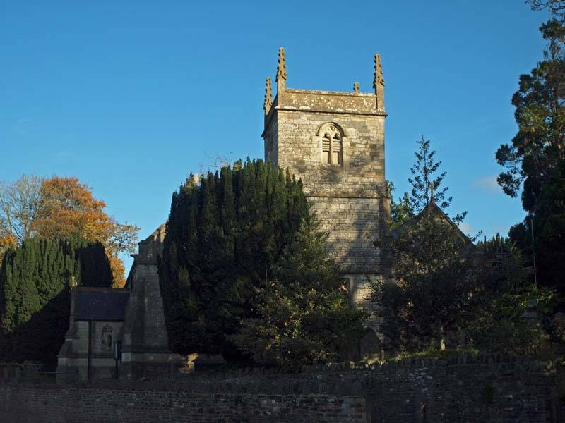 High Littleton Church