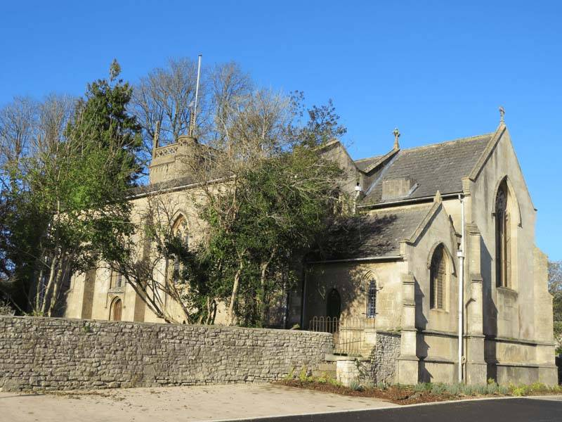 Paulton Church