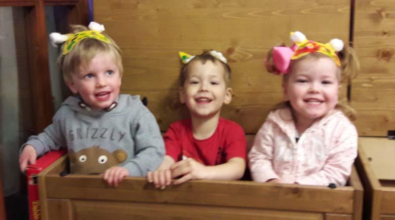 TGIF Toddler Group