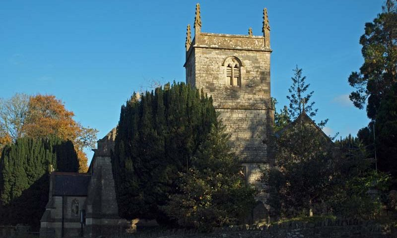 Holy Trinity, High Littleton